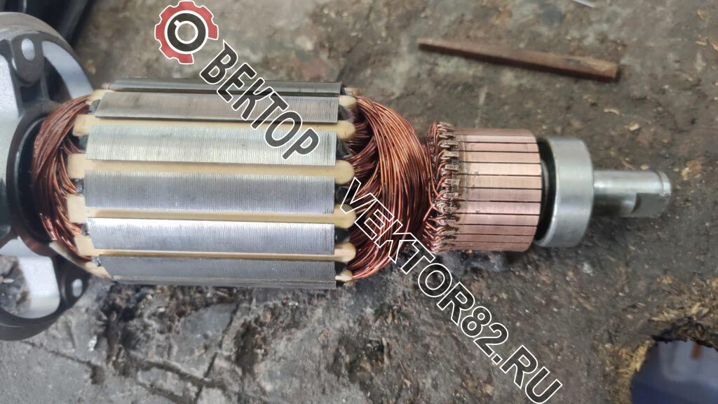 Электродвигатель беговой дорожки