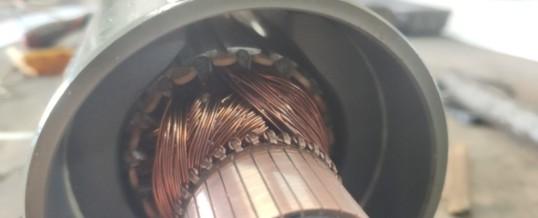 Ремонт перемотка электродвигателя беговой дорожки в Симферополе
