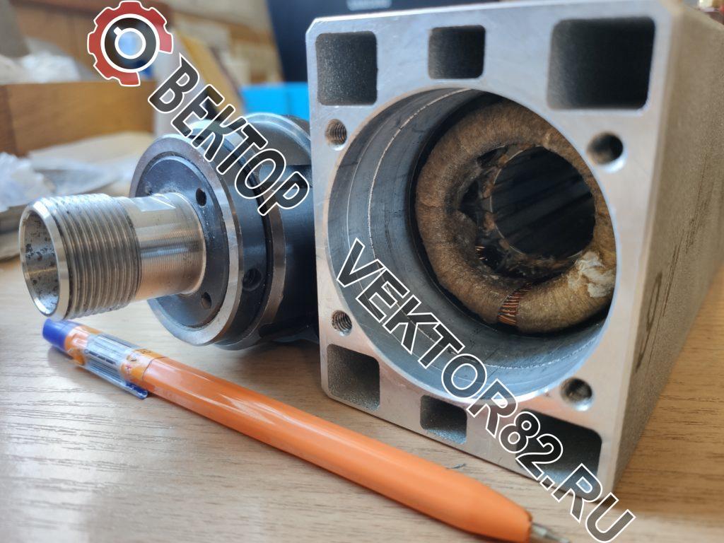 Ремонт электродвигателя шпиндель с водяным охлаждением ELTE TMPB2 9/2
