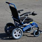 Ремонт электродвигателей инвалидных колясок с электроприводом в Крыму
