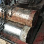 Мотор барабан ленточного транспортера 240мм, 2,2 кВт