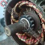 Техническое обслуживание электродвигателей 4А225М4 55 кВт и МО250S4 75 кВт