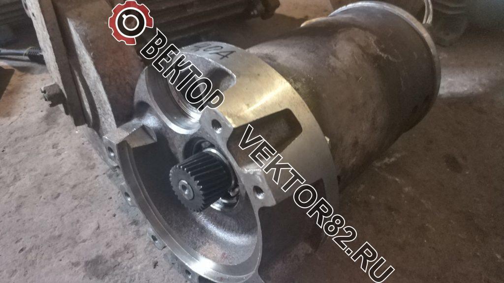 Ремонт барабана от конвейера звездочка привода транспортера кдм