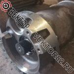 Ремонт мотор барабана ленточного транспортера 5,5 кВт