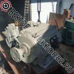 Частичный ремонт электродвигателя А2-92-2 мощностью 100 кВт