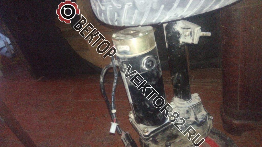 Электродвигатель инвалидной электроколяски