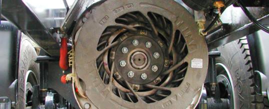 Ремонт с перемоткой катушек электро тормоза (ретардер) TELMA
